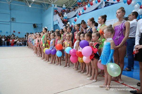 В Ульяновске заработала школа по художественной гимнастике. ФОТО, фото-1