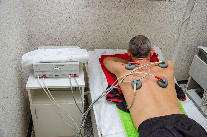 3 ... фізіопроцедури,
