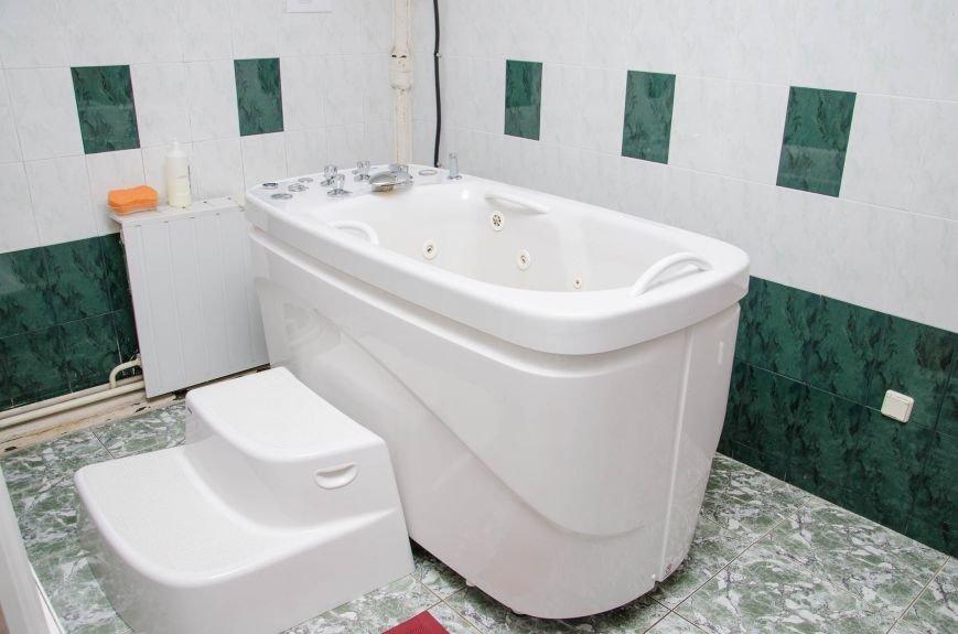 5 ... лікувальні ванни,