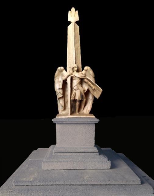 Мечи, Архангел Михаил или Малый Герб Украины - каким будет новый мемориал в Кременчуге? (ФОТО), фото-6