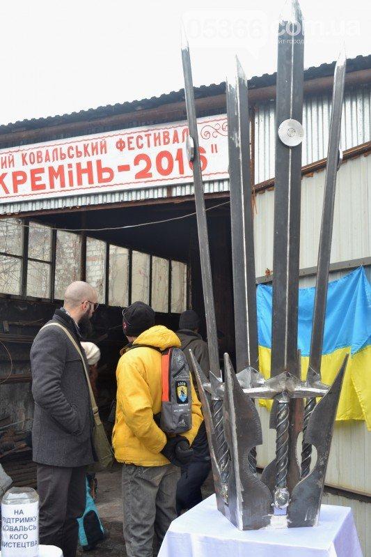 Мечи, Архангел Михаил или Малый Герб Украины - каким будет новый мемориал в Кременчуге? (ФОТО), фото-5
