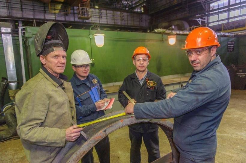 проект газопечное хозяйство ТЭСЦ-2