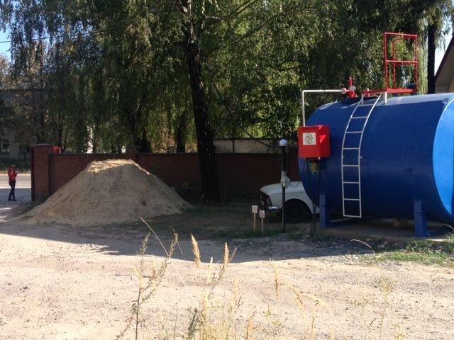 Поблизу Львова виявили незаконну автомобільну заправку (ФОТО), фото-1