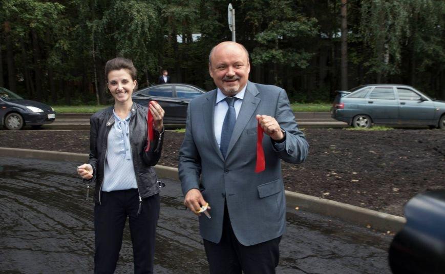 На въезде в Троицк со стороны Калужского шоссе расширили дорогу, фото-3