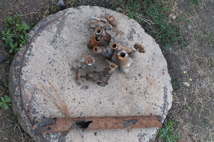 В частных домах Восточного микрорайона Бахмута решена проблема отсутствия воды, фото-7