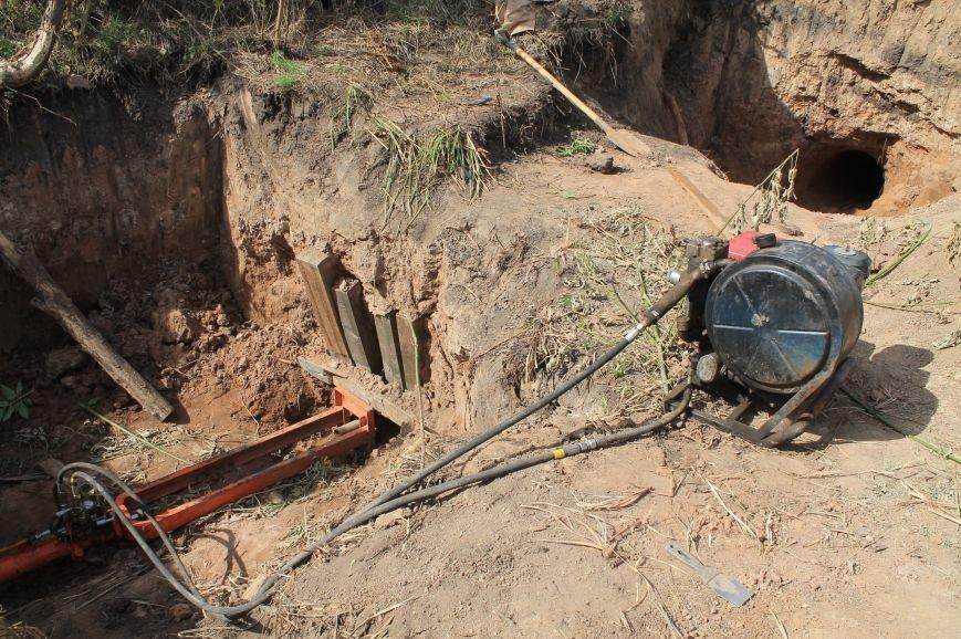 В частных домах Восточного микрорайона Бахмута решена проблема отсутствия воды, фото-9