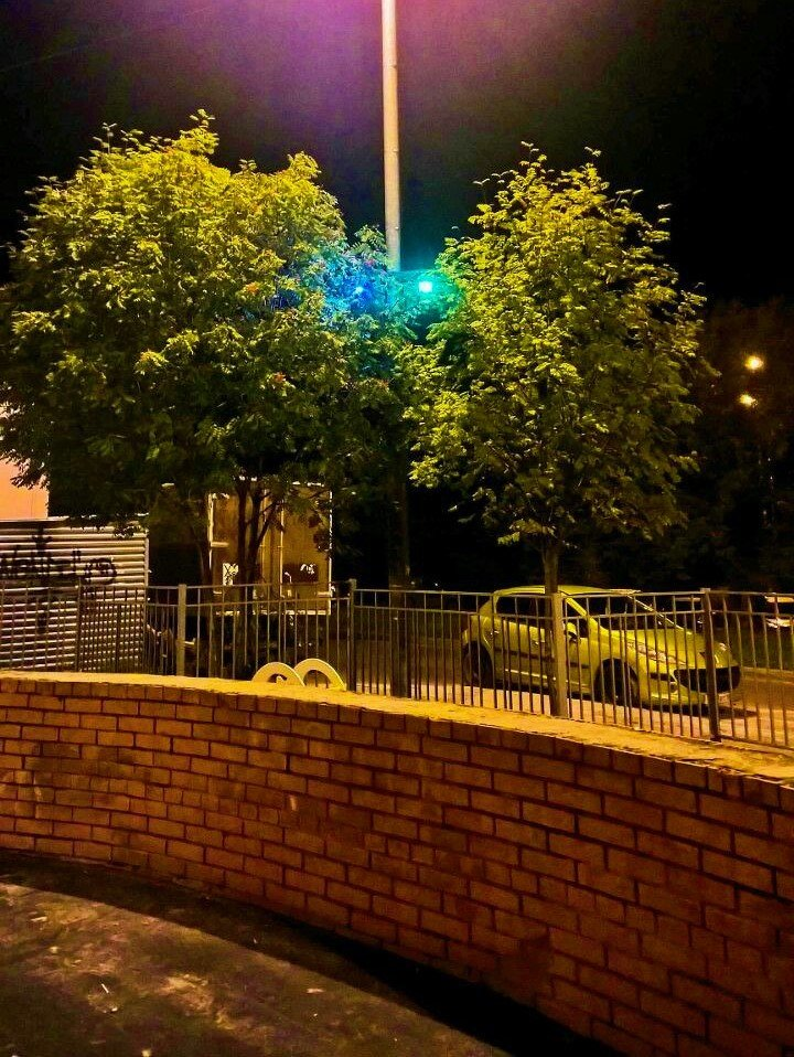 На улицах Троицка установили дополнительное декоративное освещение, фото-2