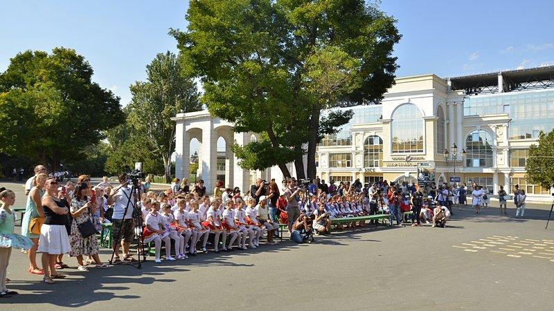 В Одессе открыли восстановленную эстрадную «Ракушку» (ФОТО), фото-5