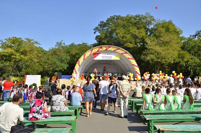 В Одессе открыли восстановленную эстрадную «Ракушку» (ФОТО), фото-1