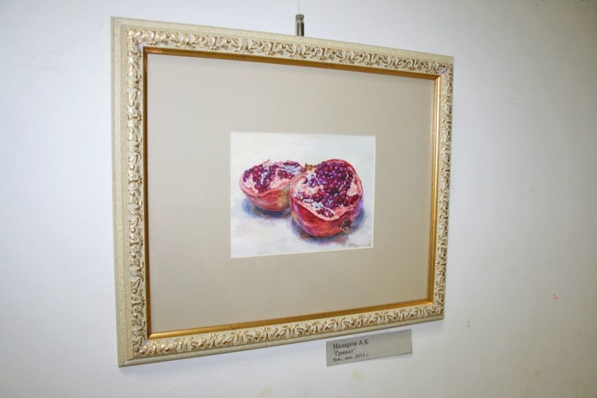В Доме Учёных открылась выставка миниатюрных картин известных художников Троицка, фото-2