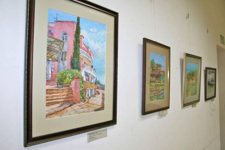 В Доме Учёных открылась выставка миниатюрных картин известных художников Троицка, фото-3