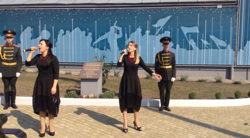 У Львові урочисто відкрили меморіальний комплекс «Героїв Небесної сотні та воїнів АТО»(ФОТО), фото-4