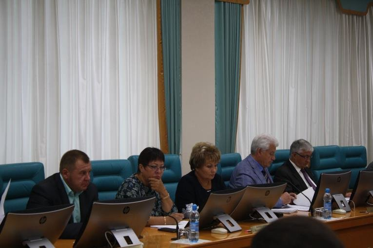 Сессия Сахалинской областной Думы началась с обсуждения новых мониторов, фото-5