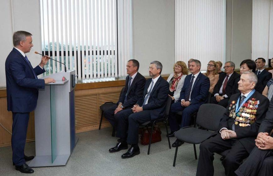 Премию мэра вручили в Южно-Сахалинске, фото-1