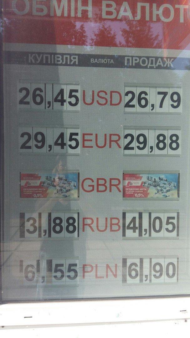 Скільки коштує долар та євро у Львові: реальний курс валют станом на 8 вересня (ФОТО), фото-2