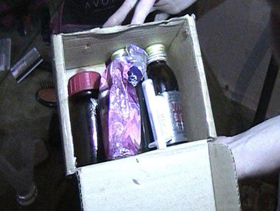 Конотопчанка у власному домі влаштувала нарколабораторію (фото), фото-1