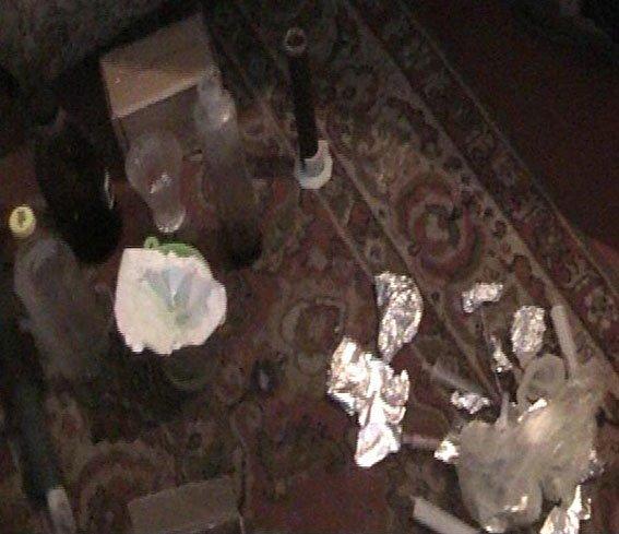 Конотопчанка у власному домі влаштувала нарколабораторію (фото), фото-2