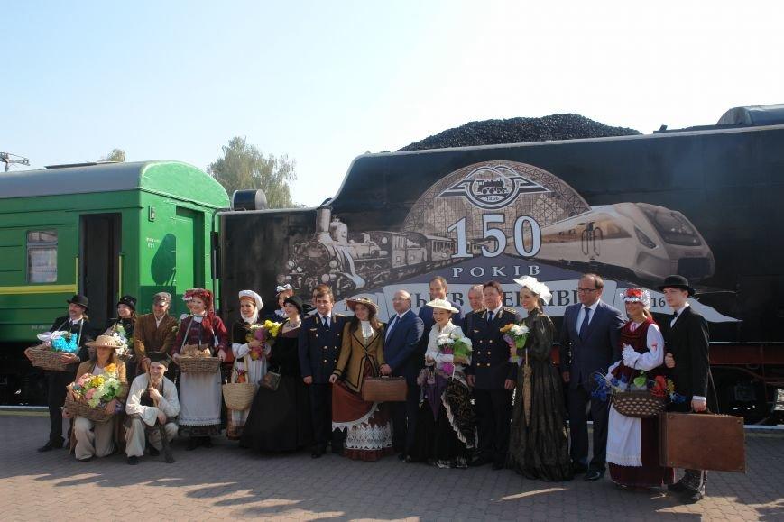 Згадати історію: до Франківська приїхав ретропотяг. (ФОТО), фото-3