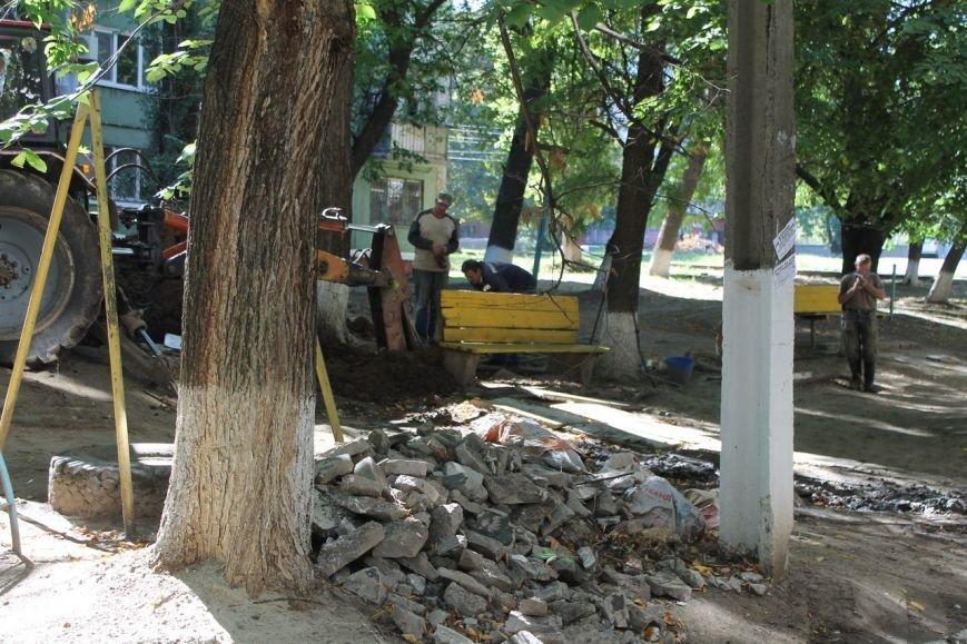 В Краматорске произошла утечка питьевой воды, фото-2