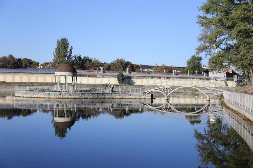 Реконструкция Городского сада должна быть закончена к Дню города (фото и видео), фото-1