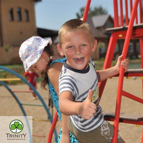 Бесплатный Wi-Fi от TRINITY на детских площадках Мариуполя!, фото-1
