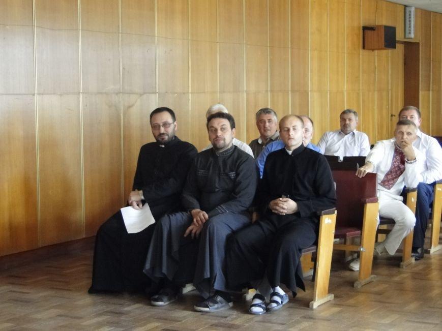 Хмельницька Духовна Рада відкрита для суспільства та різних конфесій (Фото, Відео), фото-1
