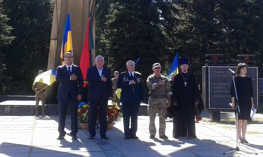 В Авдеевке прошли митинги ко Дню освобождения Донбасса от фашистских захватчиков (ФОТОФАКТ), фото-21