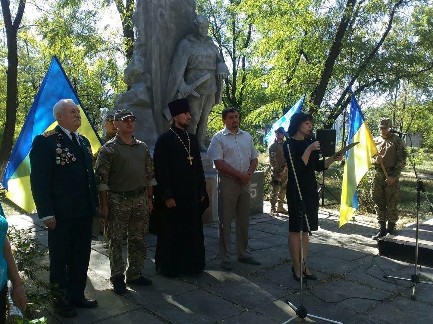 В Авдеевке прошли митинги ко Дню освобождения Донбасса от фашистских захватчиков (ФОТОФАКТ), фото-3