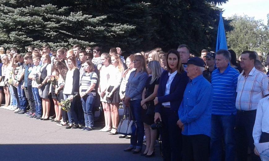В Авдеевке прошли митинги ко Дню освобождения Донбасса от фашистских захватчиков (ФОТОФАКТ), фото-18