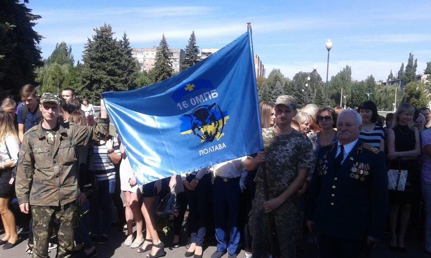 В Авдеевке прошли митинги ко Дню освобождения Донбасса от фашистских захватчиков (ФОТОФАКТ), фото-16