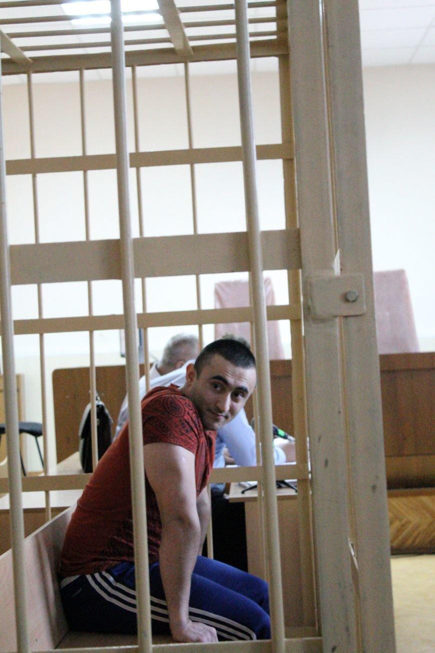 В Краматорске судебное заседание по делу сотрудника полиции снова перенесено, фото-5