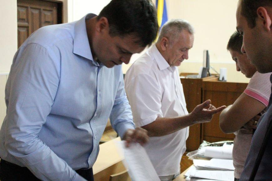 В Краматорске судебное заседание по делу сотрудника полиции снова перенесено, фото-1