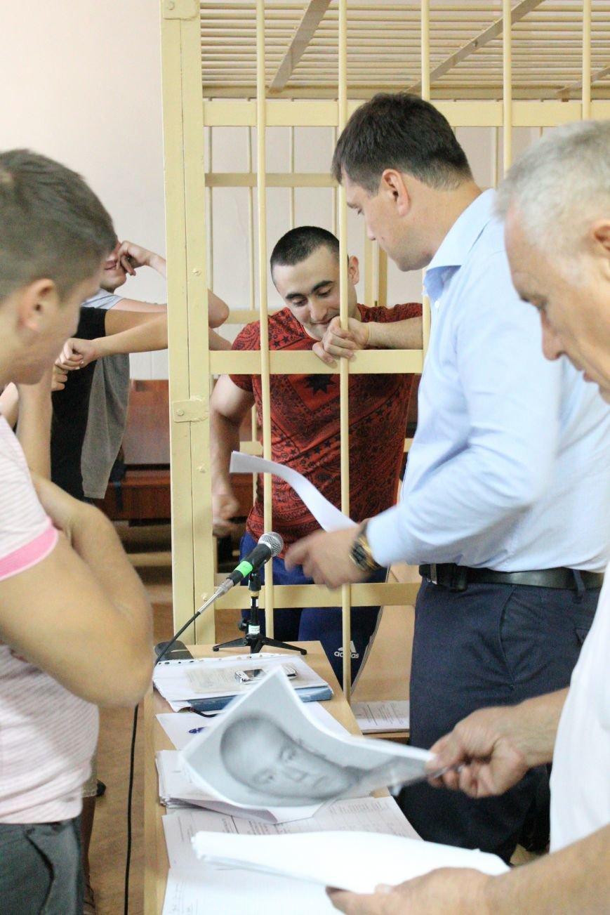 В Краматорске судебное заседание по делу сотрудника полиции снова перенесено, фото-4