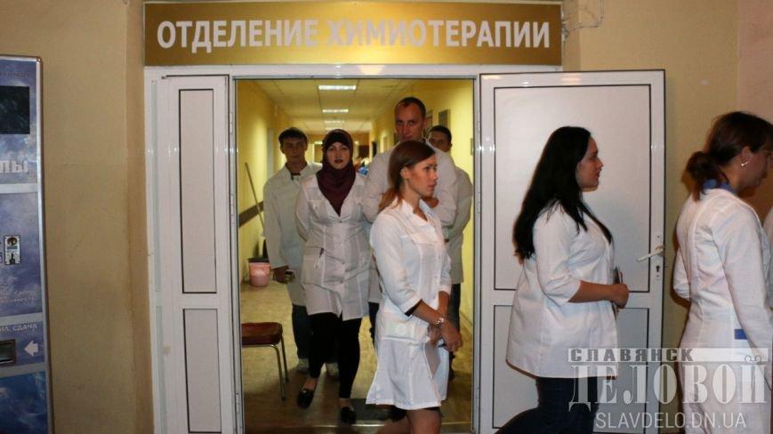 Краматорскому онкодиспансеру исполнилось 25 лет, фото-8