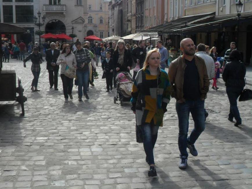 У Міському управлінні туризму розповіли, скільки туристи витрачають грошей у Львові (ФОТО), фото-1