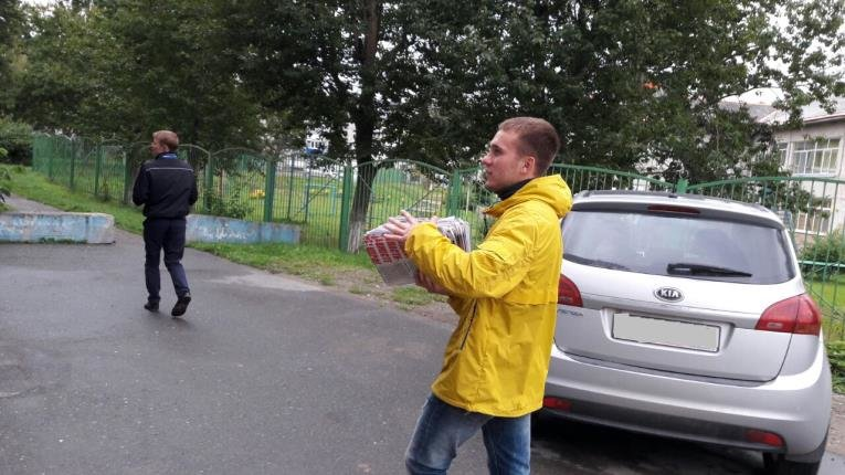 Выборы: в 9 микрорайоне Южно-Сахалинска неизвестные зачищают почтовые ящики, фото-1