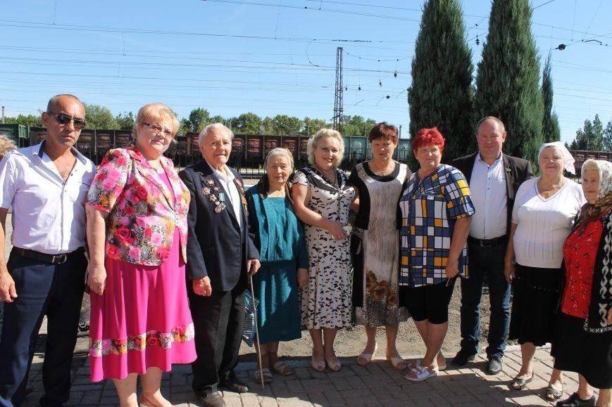 Торжественное празднование Дня освобождения Донбасса, фото-14