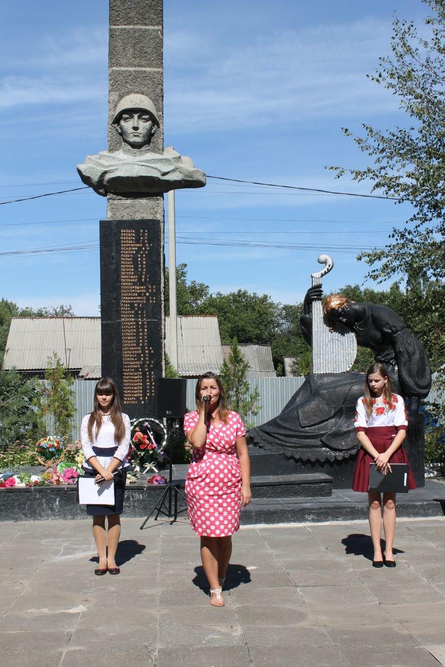 Торжественное празднование Дня освобождения Донбасса, фото-23