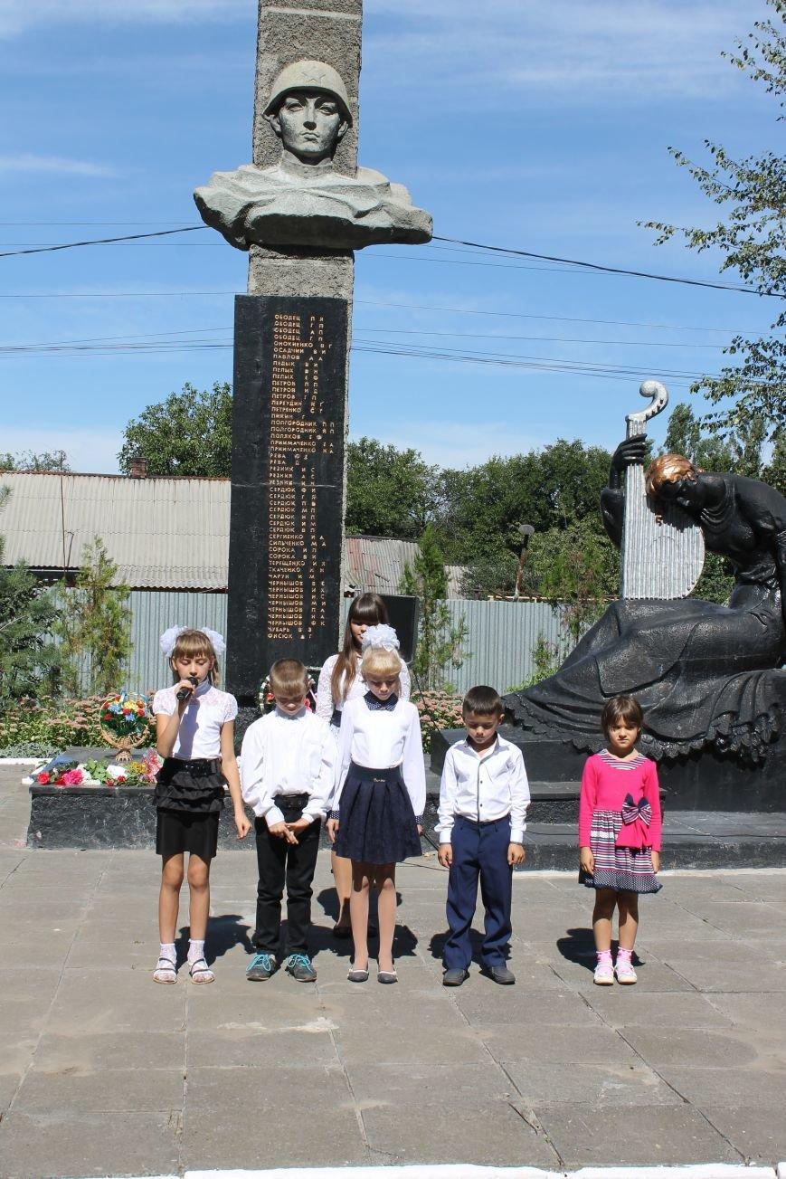 Торжественное празднование Дня освобождения Донбасса, фото-26
