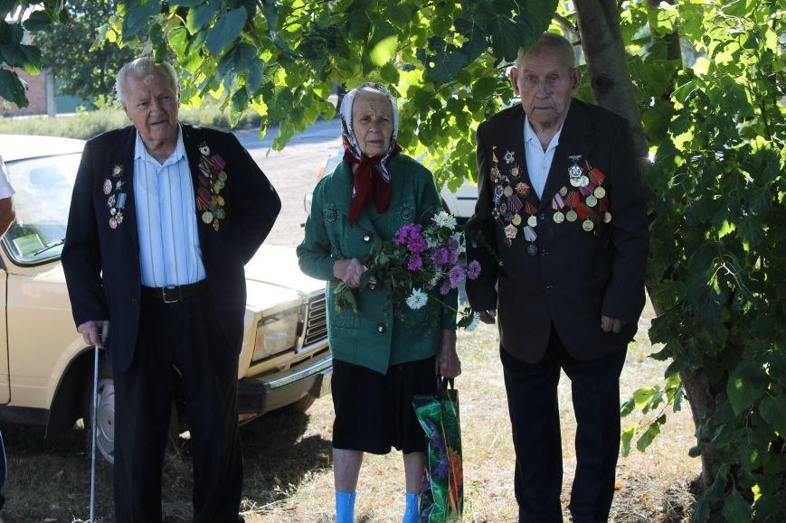 Торжественное празднование Дня освобождения Донбасса, фото-3