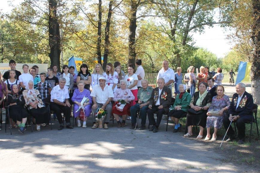 Торжественное празднование Дня освобождения Донбасса, фото-16