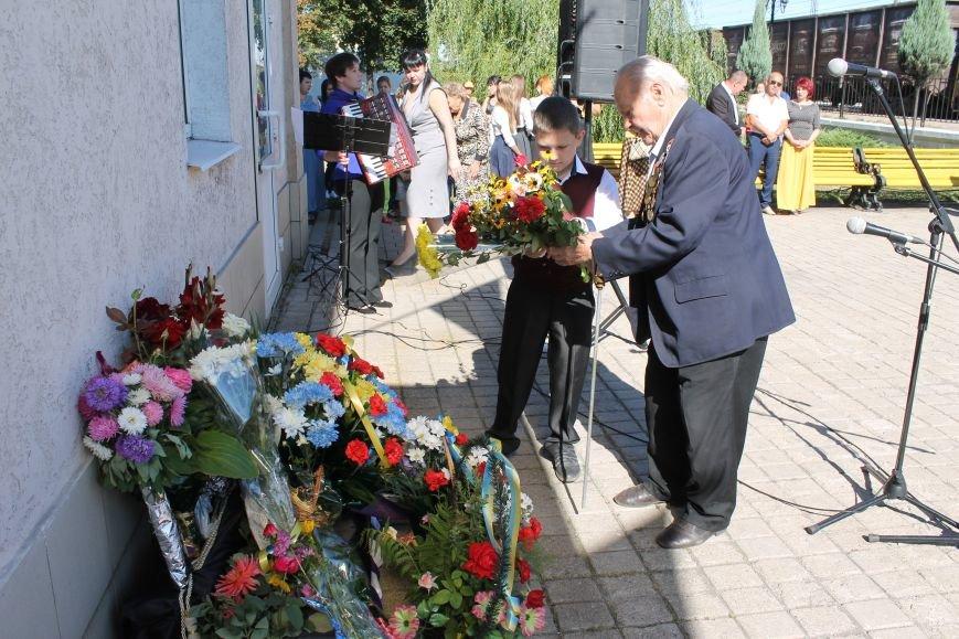 Торжественное празднование Дня освобождения Донбасса, фото-12