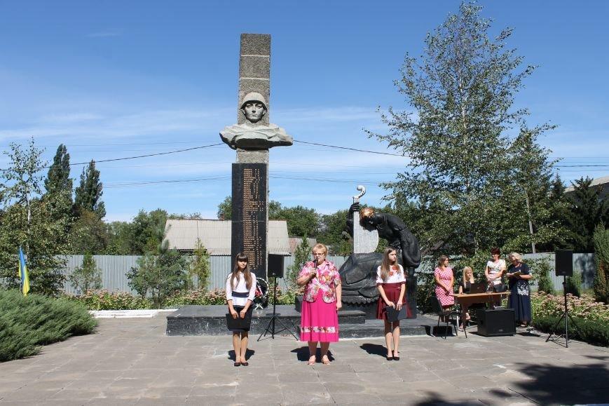 Торжественное празднование Дня освобождения Донбасса, фото-18