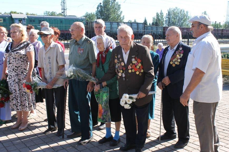 Торжественное празднование Дня освобождения Донбасса, фото-5