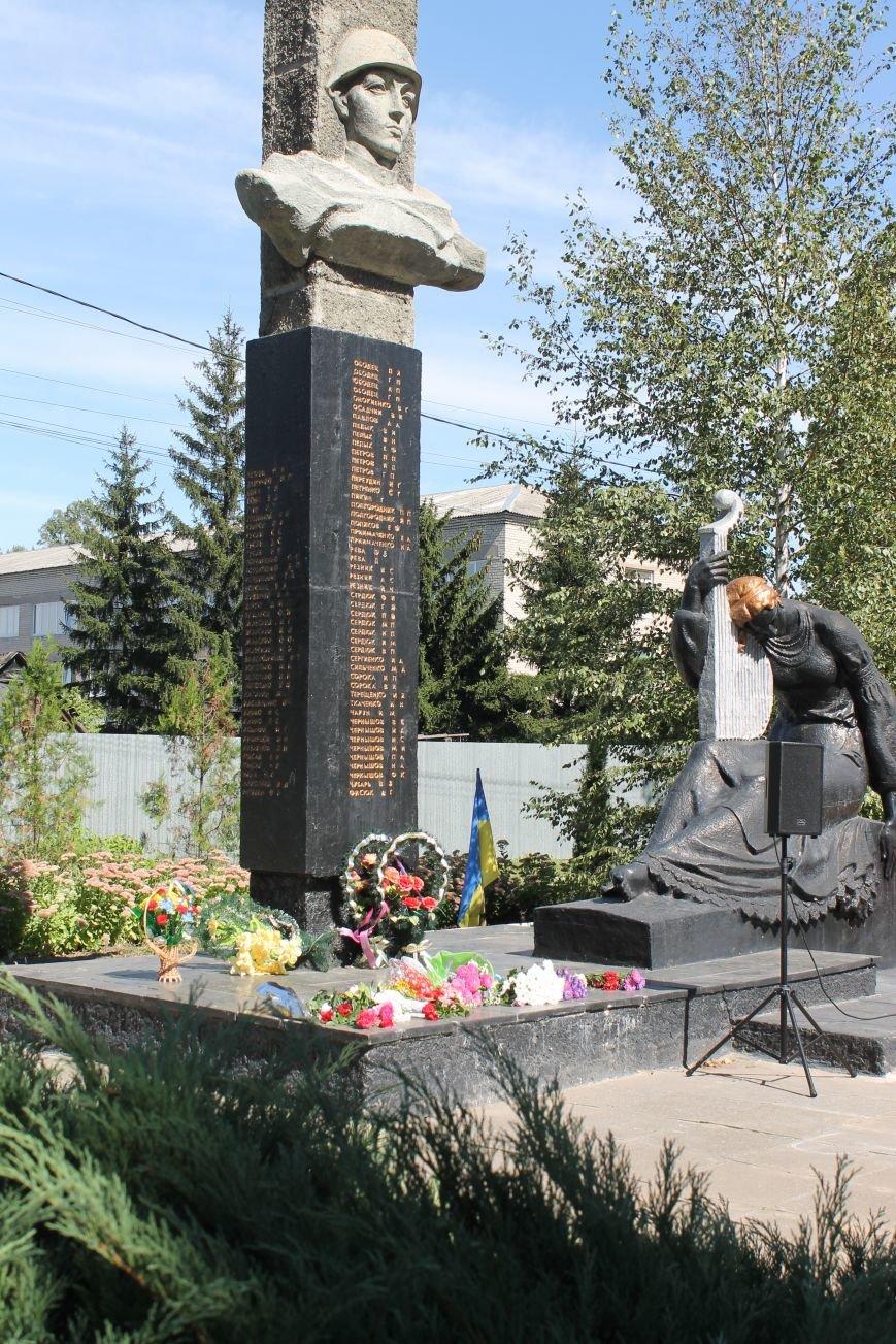 Торжественное празднование Дня освобождения Донбасса, фото-25
