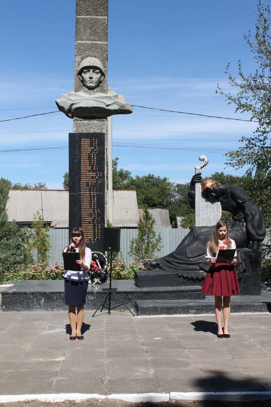 Торжественное празднование Дня освобождения Донбасса, фото-17