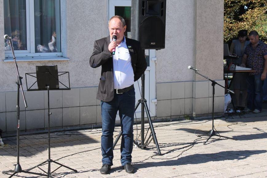 Торжественное празднование Дня освобождения Донбасса, фото-7
