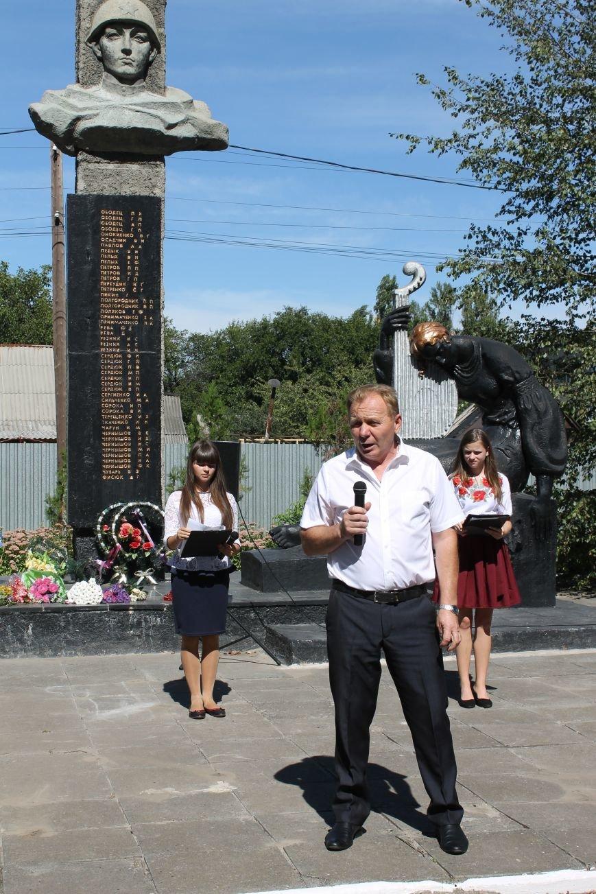 Торжественное празднование Дня освобождения Донбасса, фото-27