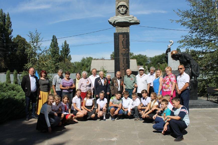 Торжественное празднование Дня освобождения Донбасса, фото-28