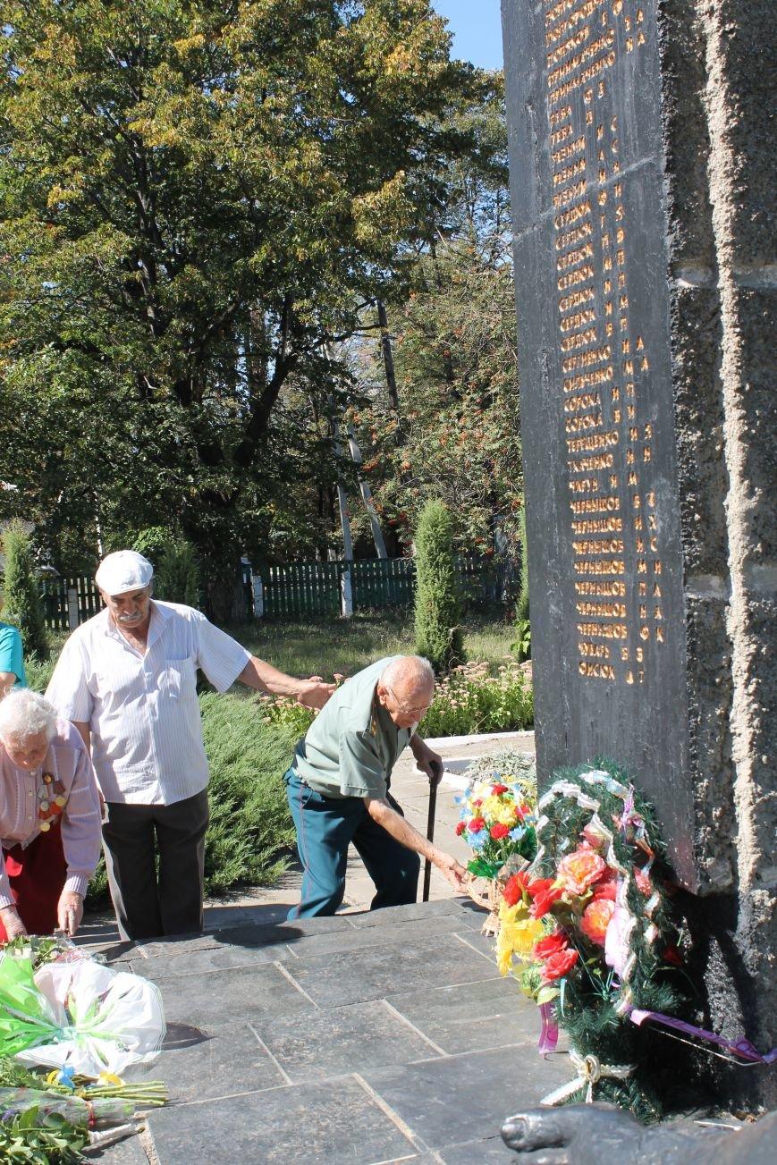 Торжественное празднование Дня освобождения Донбасса, фото-21